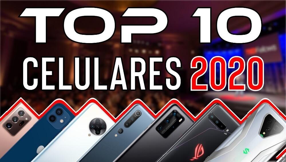 Top 10 Celulares 2020