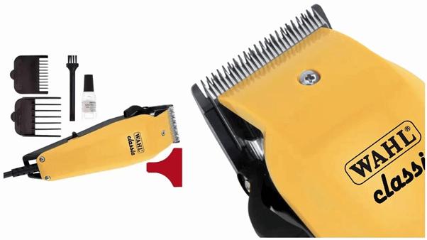 melhor maquina de cortar cabelo wahl classic - Blog Forcetech
