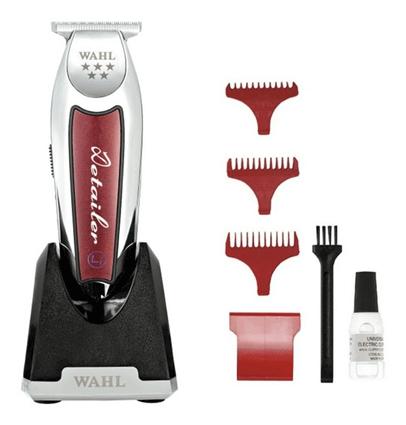 melhor máquina de cortar cabelo wahl detailer cordless - Blog Forcetech