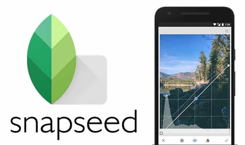 Snapseed aplicativo de edição de foto - Blog Forcetech