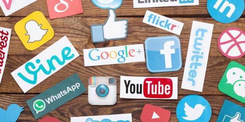 novas redes sociais