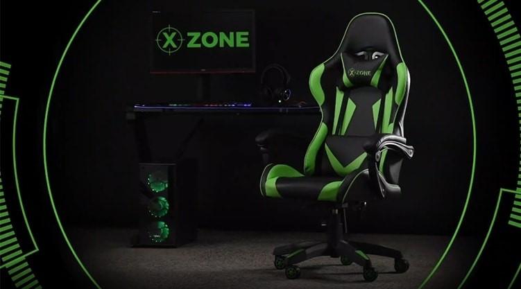 Cadeira Gamer XZone - Blog Forcetech