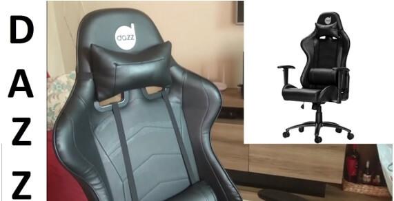 Cadeira Gamer Dazz - Blog Forcetech