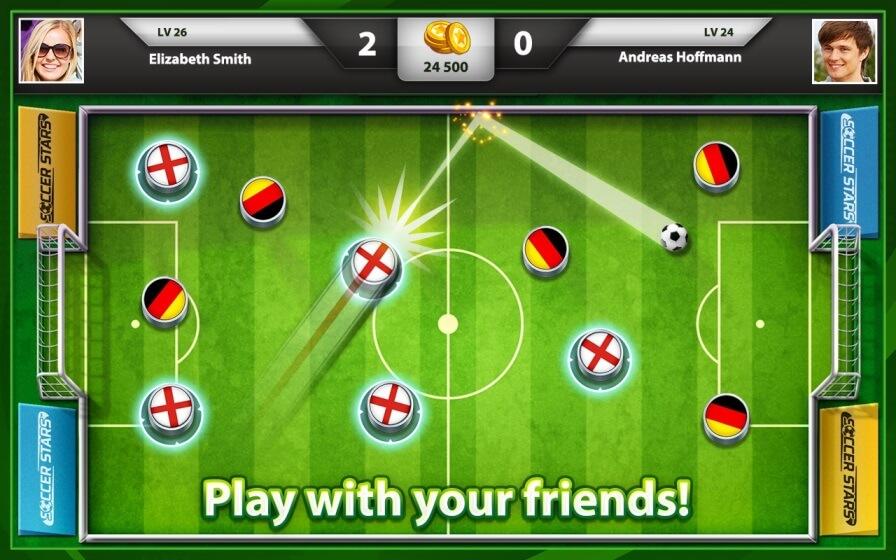 Soccer Stars para android