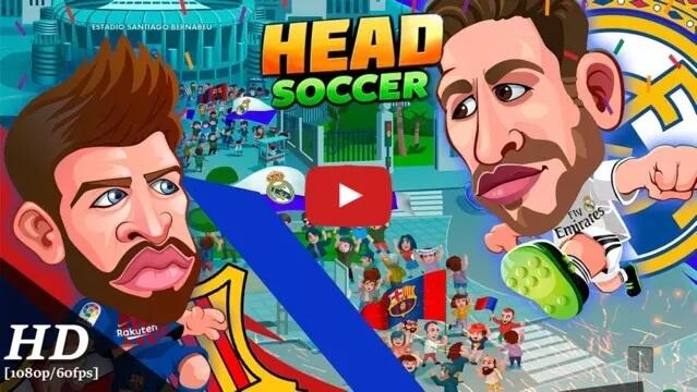 jogo de futebol para celular head soccer
